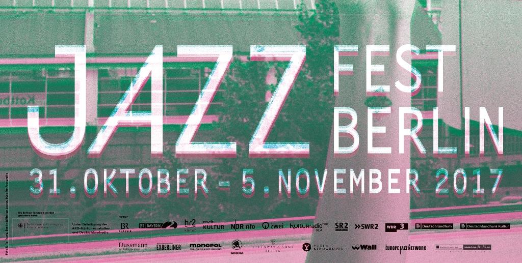 Design 54 Berlin 54 jazzfest berlin 2017 jazz forum