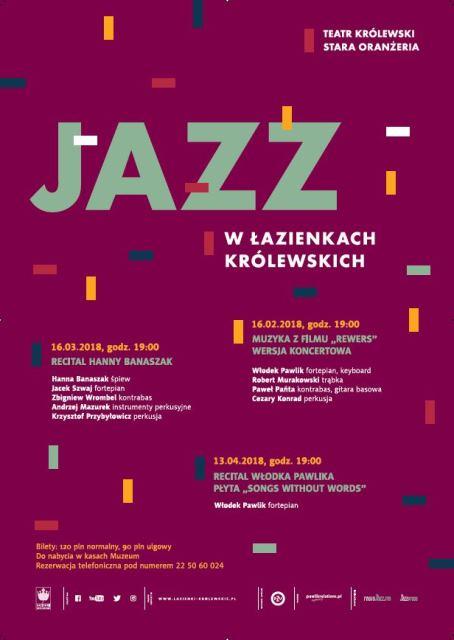Jazz W łazienkach Królewskich Jazz Forum